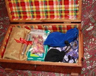Witches Treasure Box