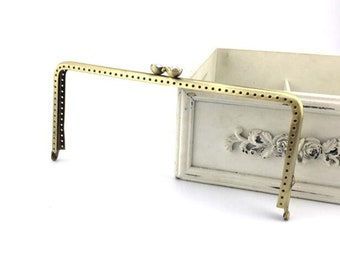 "20.5cm(8"")purse frame, purse clasp clutch frame ,metal purse frame purse making supplies wholesale(YX)"