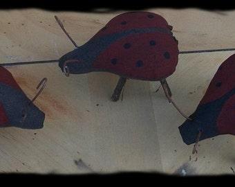 Primitive Ladybugs-