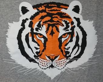 Gray Tiger T-shirt