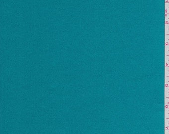 Blue Breeze Satin, Fabric By The Yard