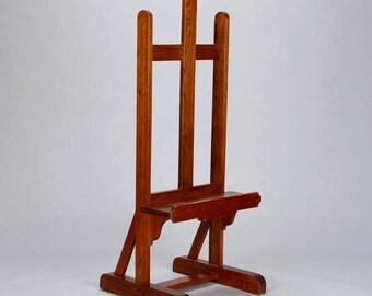 19th Century Walnut Artist Studio Easel [6510]