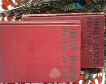 Antique Honey Bunch Books