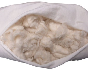 1 lb Organic cotton stuffing