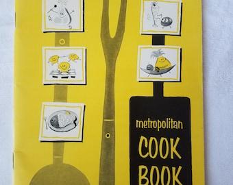 Vintage Metropolitan Cookbook