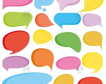 Speech Bubble,Dialogue Balloon, Word Balloon, Thought Bubble Download Vector Clip Art