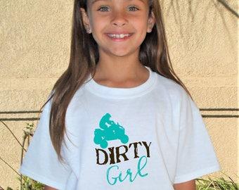 Dirty Girl Youth Shirt