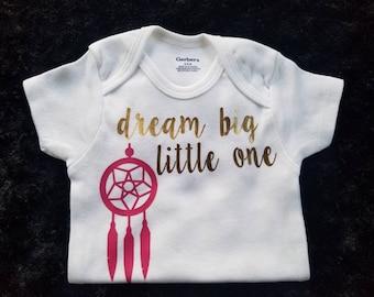 Onesie - Dream Big Little One