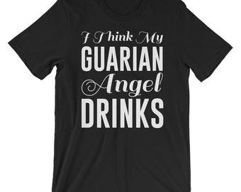 I Think My Guardian Angel Drink