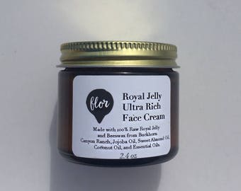 Raw Royal Jelly Ultra Rich Face Cream