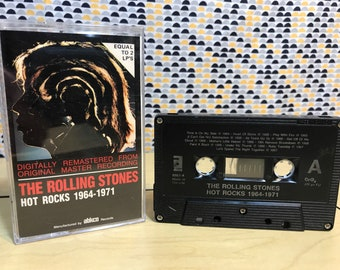 The Rolling Stones - Hot Rocks 1964-1971 - Abkco Records - Cassette tape