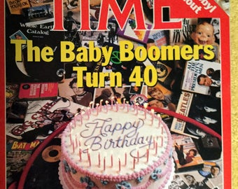 Time Magazine, May 19, 1986