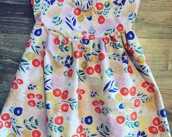 Floral Millie dress