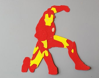 Ironman: Sticker or Magnet