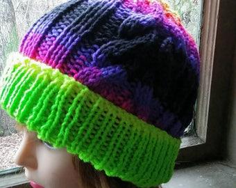Hand Knit Tam