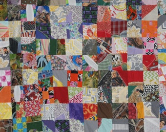 Queen size Quilt top