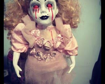 Creepy Ballerina doll