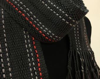 Fashionista 1-  Crios Scarf or Sash- Traditional Irish Handwoven Crios Style