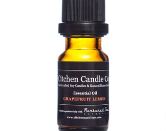 10ml Grapefruit Lemon Essential Oil