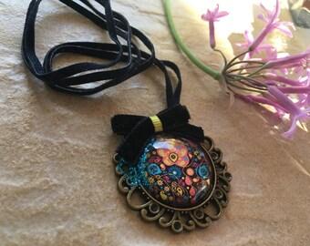 liberty necklace romance
