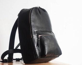 Brown leather backpack, travel backpack, womens backpack, mens backpack, hipster backpack, leather backpack, backpack purse, backpack men