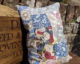 Large patchwork lavender sachet