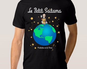 Le Petit Saitama T-Shirt, One-Punch Man Tee, Men's Women's All Sizes