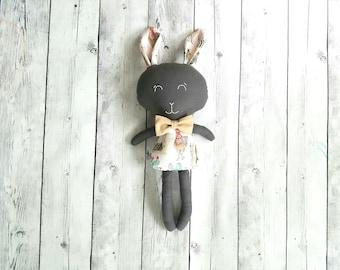 Lyle - Handmade Bunny Doll