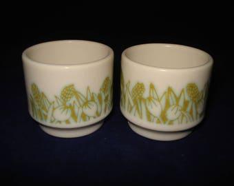 Hornsea 'Fleur' eggcups