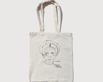 Tote bag Simone de Beauvoir