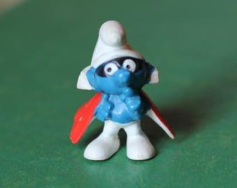 Smurf - Spy/Bandit - PVC Figurine