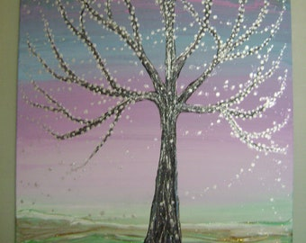 Majestic - Original Acrylic Painting - Stretched Canvas - 18 x 24