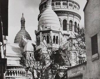 Old Postcards, French Ephemera, Paris Postcards, Postcard Vintage, Vintage Postcard, French Postcard, Vintage Ephemera, Postcard Ephemera