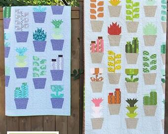 Greenhouse  - Pattern by Elizabeth Hartman (EH 037)