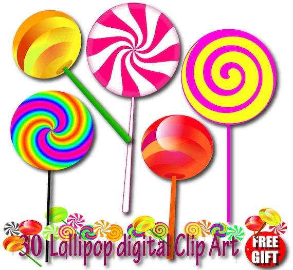 Lollipop clipart Chocolate lollipop invitation Candy lollipops sticks Lollipop designs decoration Personalized lollipops graduation digital