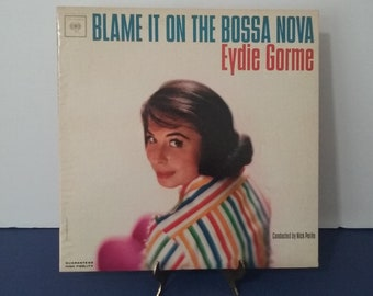 Eydie Gorme -  Blame It On The Bossa Nova - Circa 1963