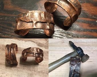 Copper Cuff / Copper Bracelet
