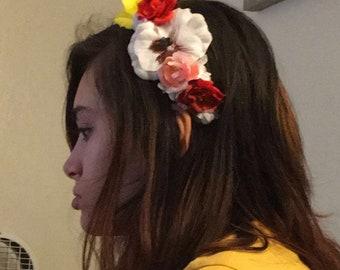 Festival Fairy Flower Headband