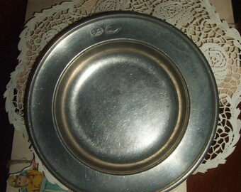 Old Pewter Bowl
