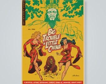 Big Trouble in Little China pre-order