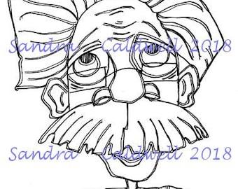 2102 Einstein Digi Stamp