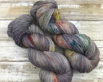 Creepy Sheep People | 100 g. | Hand-Dyed Yarn | Variety of Bases