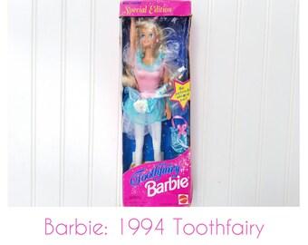 1994 Toothfairy Barbie
