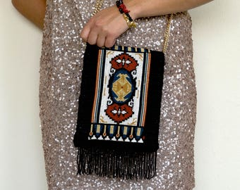 Vintage-style bag