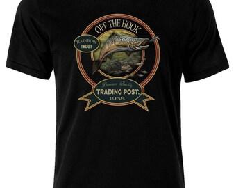 Fishing Trout Angeln Fischen Forelle  T-Shirt