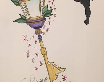 DISNEY KEY- Tinker Belle