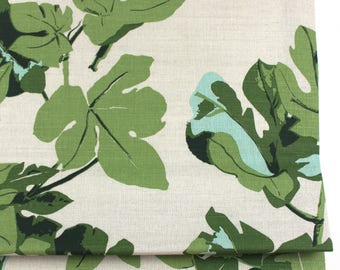 Peter Dunham Fig Leaf Roman Shades (in Natural or White)