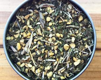Estrogen Tea - Organic Herbal Tea - Helps boost natural estrogen levels - Women's Hormonal Tea