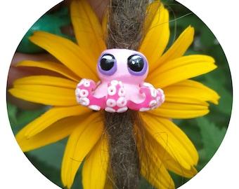 octopus dread beads dread bead dreadlock beads dreadlock jewelry dread accessories cuff loc beads cute dread bead
