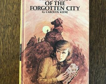 """Nancy Drew """"The Secret of the Forgotten City"""""""